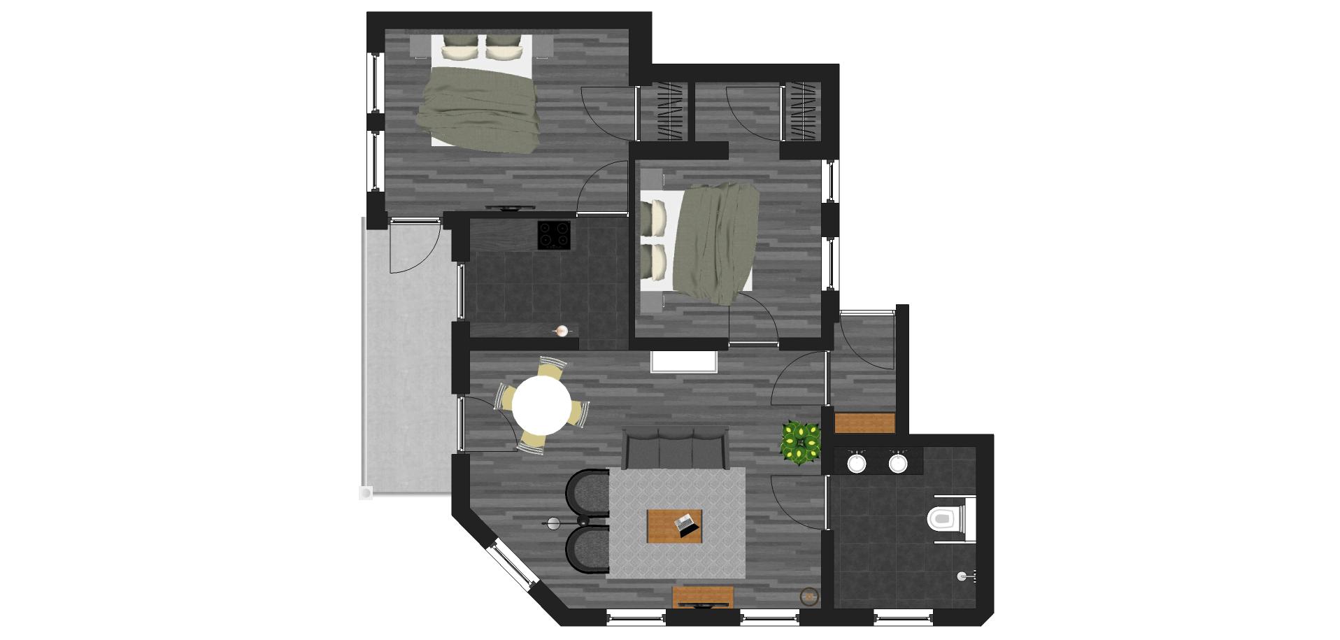 Aparthotel Bommelje | Domburg